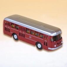 Autobus bez klíčku