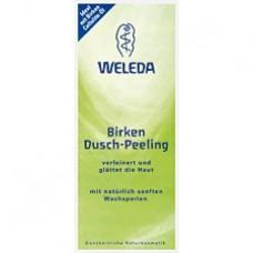 Březový sprchový peeling 150 ml