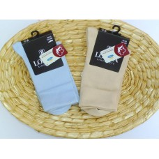 Dámské ponožky biobavlna