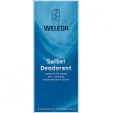 Šalvějový deodorant  Weleda 100 ml