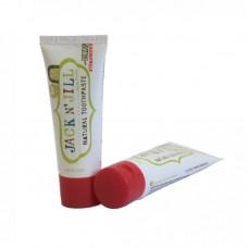 Dětská zubní pasta Jack n' Jill 50g -  ovocná