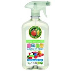 EFP Čistič hraček a dětských pokojů 500ml antibakteriální doprodej - doprodej