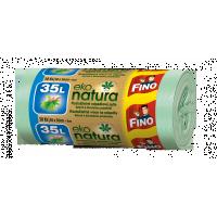 Fino Eko Natura Pytle na odpad - 35 l (30 ks) - doprodej