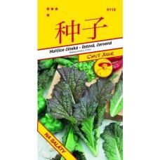 Hořčice činská - listová, červená 1,6 g