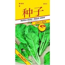 Hořčice činská -listová - komatsuna 1,6 g