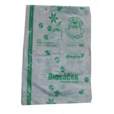Kompostovatelné sáčky na psí exkrementy (25 ks) - akce