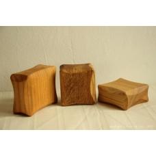 Kostky dřevěné velké - sada