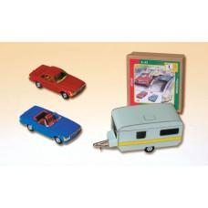 Mercedes karavan set