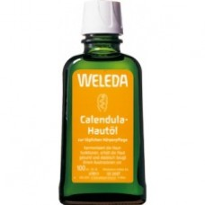 Měsíčkový masážní olej  Weleda 100 ml