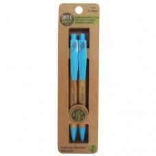 Mikrotužka z bambusu  - sada 2ks