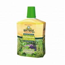 NATURA Organické kapalné hnojivo bylinky 0,5 L - sleva expirace 12/2018