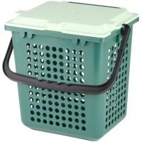 Odvětrávaný koš BioMat AirBox® (8 litrů)