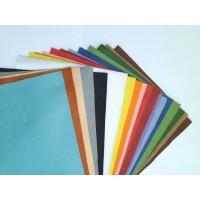 Sada filců 19 barev, 20x30 cm