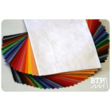 Sada filců 25 barev,  30x20  cm