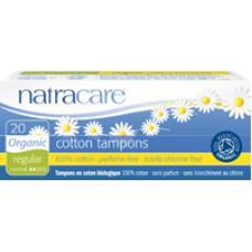Tampóny Regular Natracare -20ks