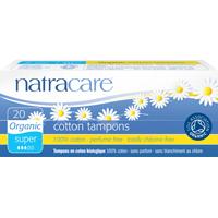 Tampóny Super Natracare -20ks