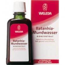 Ústní voda Weleda 50 ml