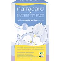 Vložky mateřské extra dlouhé Natracare -10ks