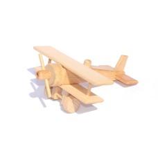Dřevěné letadlo dvouplošník