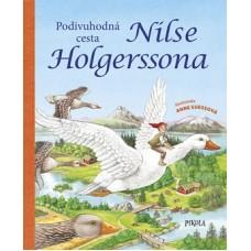 Podivuhodná cesta Nilse Holgerssona Švédskem. Selma Lagerlöfová