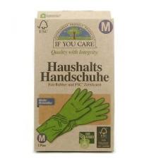 Rukavice z přírodního latexu pro domácí práce, 1 pár